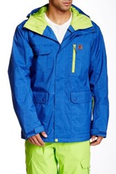 Dc Servo 15 Snow Jacket Blue