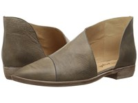 Free People Royale Flat Grey Women's Flat Shoes Gray