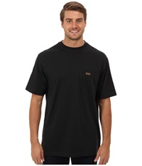 Pendleton S S Deschutes Pocket T Shirt Black Men's Short Sleeve Pullover