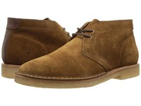 Frye Arden Chukka Khaki Oiled Suede Men's Lace Up Boots