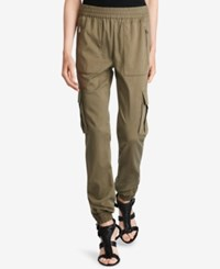 Polo Ralph Lauren Twill Cargo Jogger Pants Basic Olive