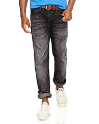 Polo Ralph Lauren Sullivan Slim Fit Bristol Wash Stretch Jeans