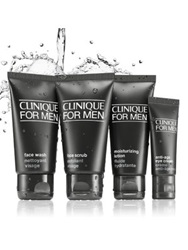 Clinique For Men Great Skin To Go Kit Normal To Dry No Color