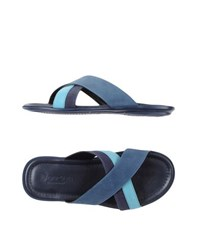 Doucal's Footwear Thong Sandals Men