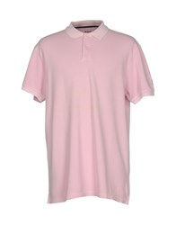 Invicta Polo Shirts Pink