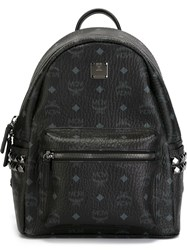 Mcm 'Stark' Backpack Black