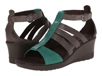 Keen Victoria Sandal Cascade Brown Women's Wedge Shoes