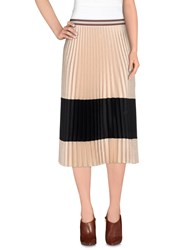 Jucca Skirts 3 4 Length Skirts Women Ivory