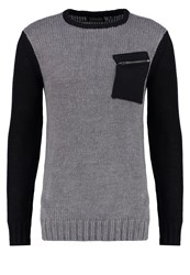 Petrol Industries Jumper Black