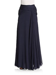 Ralph Lauren Julianna Maxi Skirt Midnight