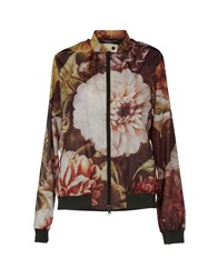 Fifteen And Half Coats And Jackets Jackets Women Brown