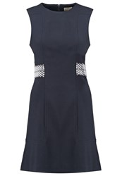 Michael Michael Kors Cocktail Dress Party Dress New Navy Dark Blue