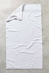 Anthropologie Peacock Alley Chelsea Towel Collection White