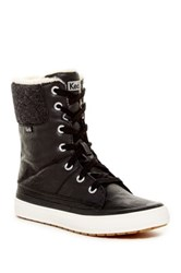 Keds Juliet Faux Fur Lined Boot Black