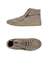 Cafe'noir Cafenoir High Tops And Trainers Khaki