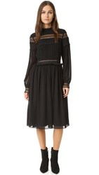 Endless Rose Lace Dress Black