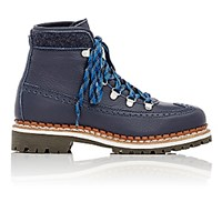 Tabitha Simmons Women's Bexley Leather Ankle Boots Navy