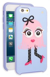 Kate Spade New York Make Your Own Monster Iphone 6 6S Case Pink Pink Multi