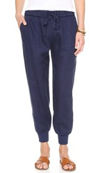 Joie Stuva Pants Dark Navy