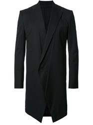 Julius Classic Tailored Jacket Black