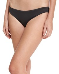 Seafolly Mini Hipster Swim Bottom Gray Steel