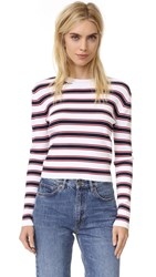 Finders Keepers Nostalgia Pullover Stripe