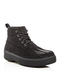 Barbour Mr. Duck Cold Weather Boots Black