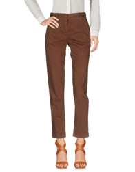 .. Merci Casual Pants Cocoa