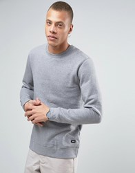 Dr. Denim Dr Smith Sweater Grey Mix