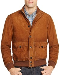 Ralph Lauren Suede Hunting Jacket