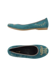 Happiness Lace Up Shoes Deep Jade