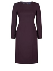 Aquascutum London Briar Dress Berry
