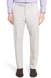 Peter Millar Men's 'Sardinia' Dress Pants Grey Sound