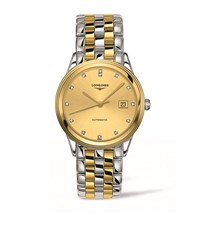 Longines Flagship Watch Unisex Gold