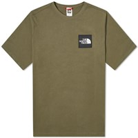 The North Face Masters Of Stone Climb Tee Green