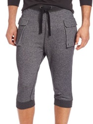 2Xist Cropped Sweatpants Oxford