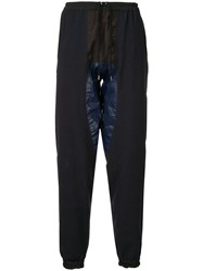 Kolor Slouched Track Trousers Black
