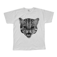 We Are Still Bold And Beautiful Wild Cat White T Shirt