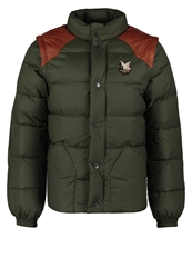 Chevignon Ktogs Down Jacket Vert Bouteille Dark Green