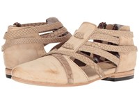 Freebird Emory Natural Women's Shoes Beige