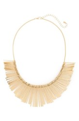 Women's Panacea Stick Bib Necklace