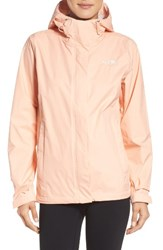 The North Face Women's Venture 2 Waterproof Jacket Tropical Peach