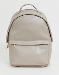 Matt And Nat Backpack In Fog Grey
