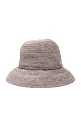 Helen Kaminski Provence 8 Hat In Gray