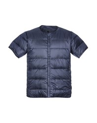 Descente Down Jackets Dark Blue