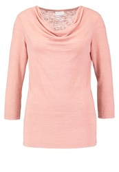 Vila Visumi Long Sleeved Top Rose Dawn
