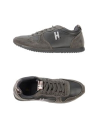 Hollywood Milano Low Tops And Trainers Grey