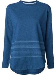 Norse Projects 'Lea' Jumper Blue