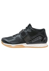 Reebok Crossfit Transition Lft Sports Shoes Black White