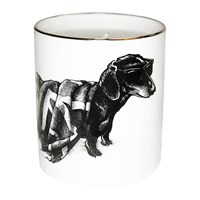 Rory Dobner Cutesy Candle Hot Dog